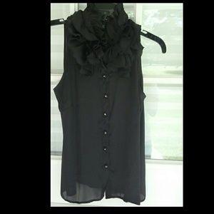 Spence sleeveless top